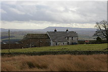 SD7056 : Merrybent Farm.  Forest of Bowland by Alexander P Kapp