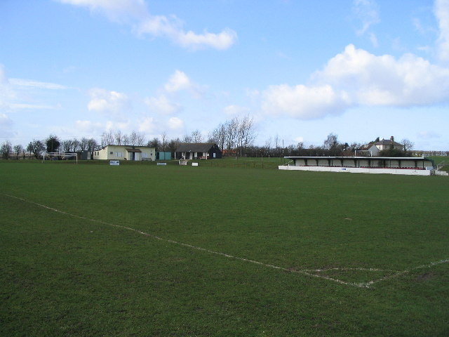Coggeshall Town & Youth FC by Angela Tuff