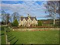 NU1515 : East Brizlee Farm, Hulne Park, Alnwick by Les Hull