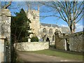SK9240 : St Mary's Church, Syston by Steve Edge