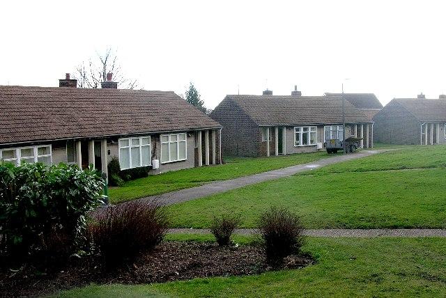 Warren Walk, Marsh Lane, Nr Eckington in NE Derbyshire