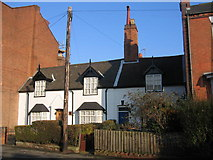 SP3265 : Oldest Cottages in Leamington Spa by David Stowell
