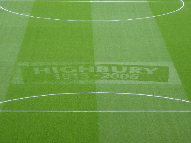 Highbury 1913-2006