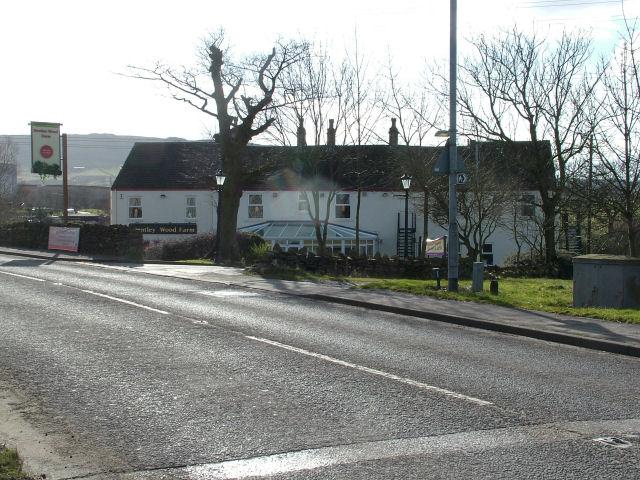 Bentley Wood Farm pub