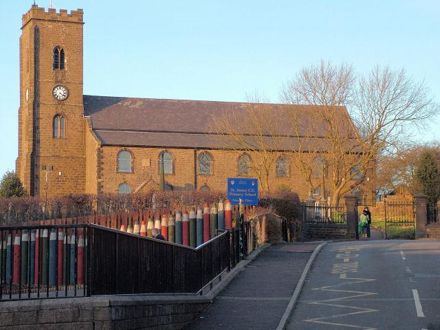 St James Church Haslingden