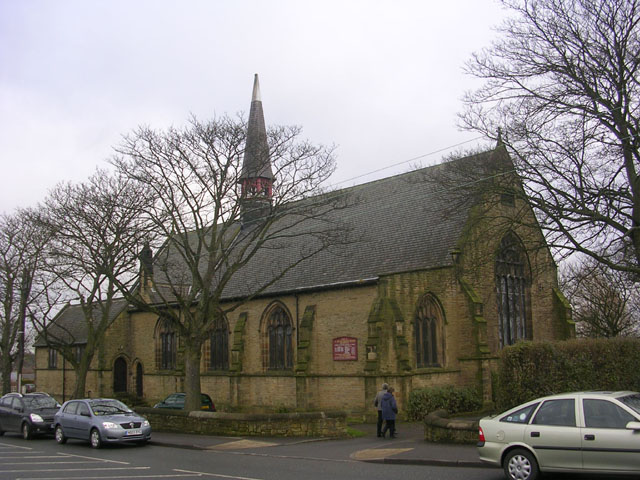 St John the Evangelist Church, Meadowfield