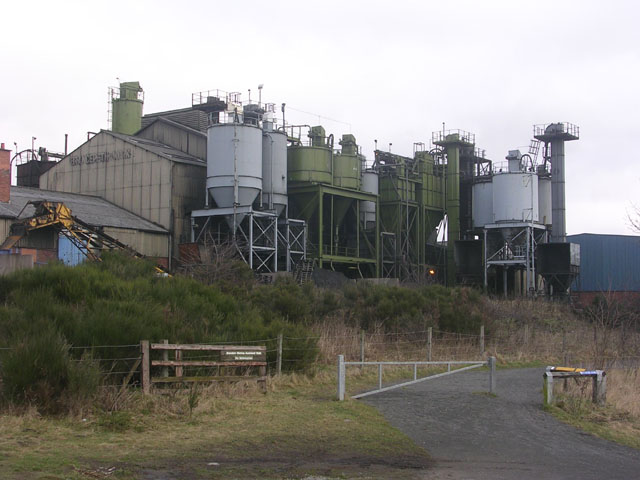 Brancepeth Works, Willington