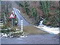 NZ8705 : Ford across Little Beck by Derek Harper
