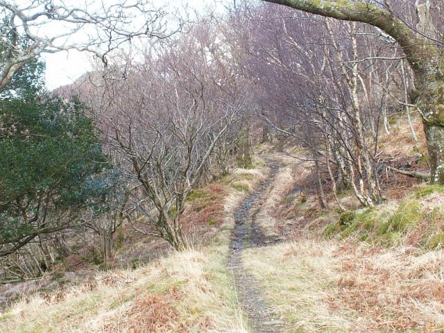 Post road to Glen Uig