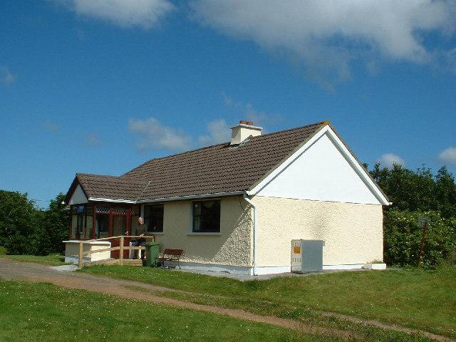 Bungalow, near Annagary, Donegal