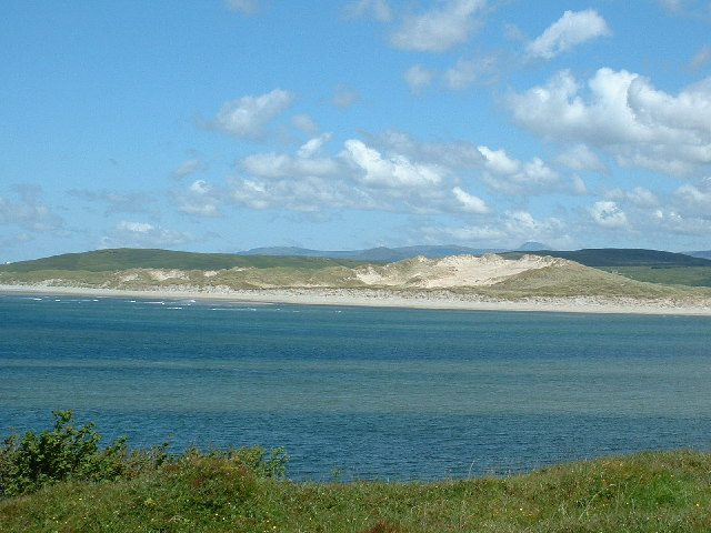 Mouth of the Gweebarra Estuary
