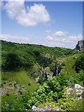 ST4754 : Cheddar Gorge by Eirian Evans
