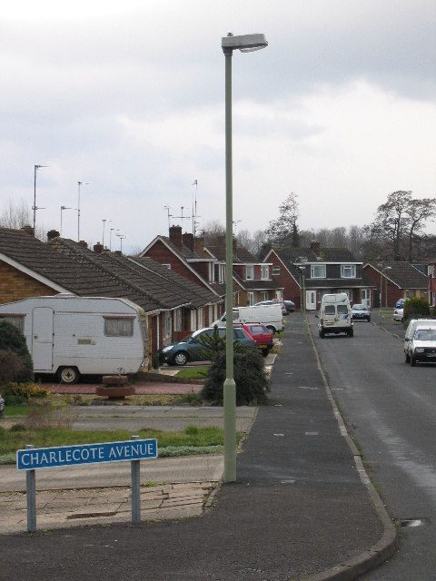 Charlecote Avenue Tuffley