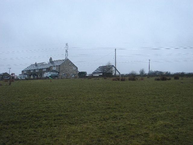 Cottages near Tottington