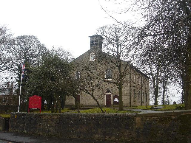 St. Ann's church, Tottington