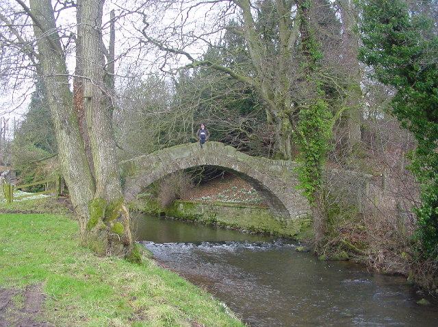 Packhorse Bridge, Ivegill