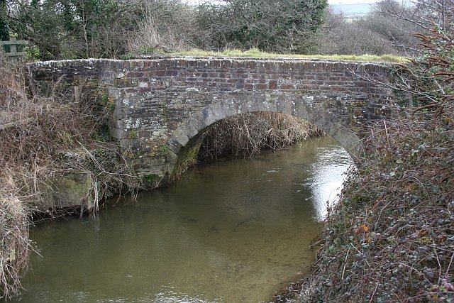 The Old Bridge at Trevemper