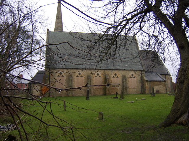 Church of All Saints, New Shildon