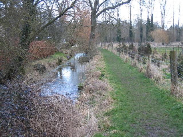 The Thames Path Ewen
