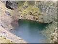 SD2796 : Tranearth Quarry, North Eastern End by Mick Garratt