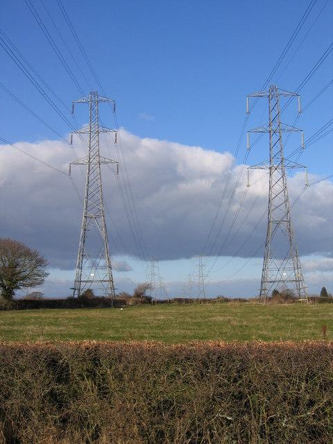 Pylons Poole Keynes