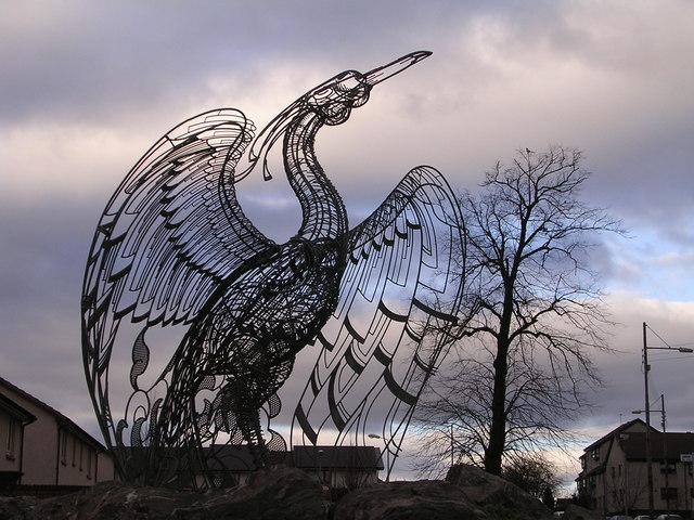 Phoenix in Easterhouse