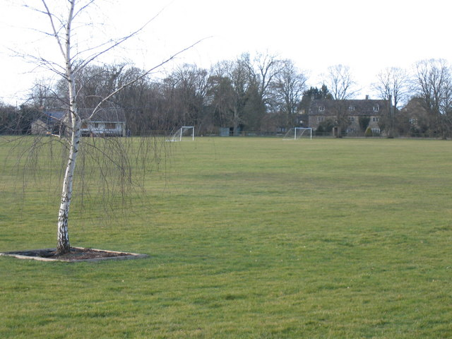 Playing field Cotswold Community, Ashton Keynes