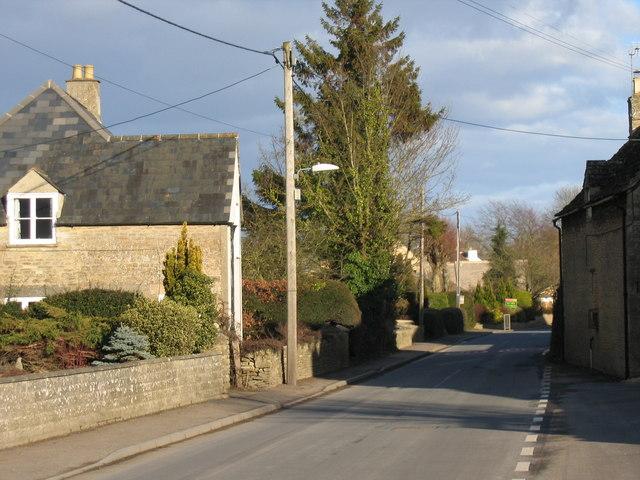 Station Road South Cerney