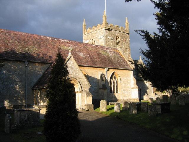All Hallows' Church South Cerney