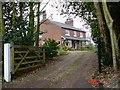 SJ4869 : Swinford Mill Farm, Barrow by Mike Harris