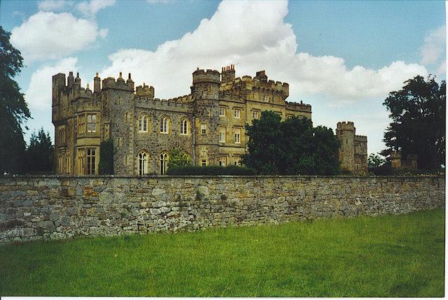 The new Hawarden Castle.