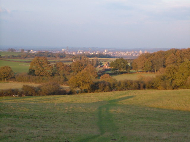 Old Golf Course, Boar's Hill