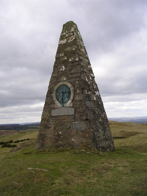 Almagill Hill, Between Dalton & Lochmaben