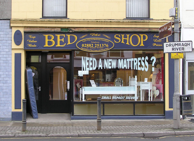 Bed Shop, Omagh