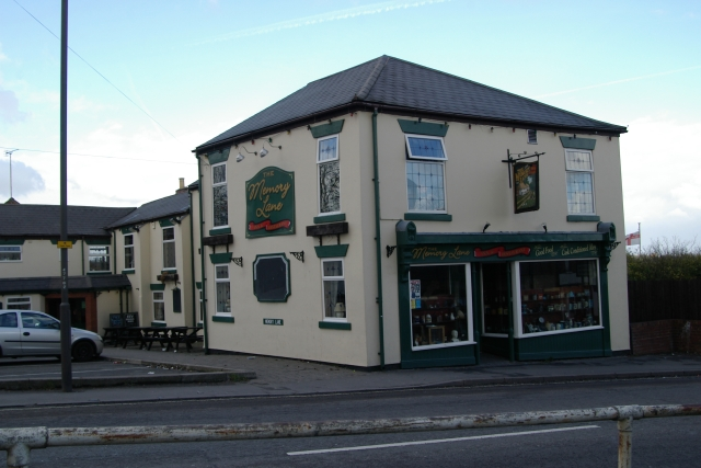 Memory Lane pub, Heanor