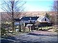 NS2690 : Glen Fruin, Strone House by william craig