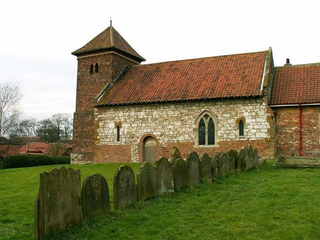 St Andrew's Church, Bonby