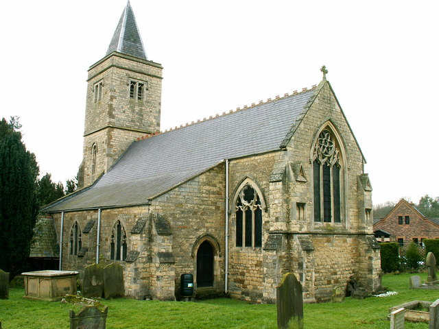 St Clement's Church, Worlaby