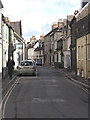ST6834 : High Street, Bruton by Martin Southwood