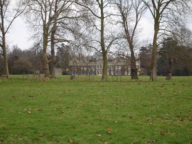 Casewick Hall, Uffington, Lincs