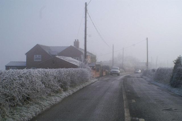 Cottages on Cartridge Lane