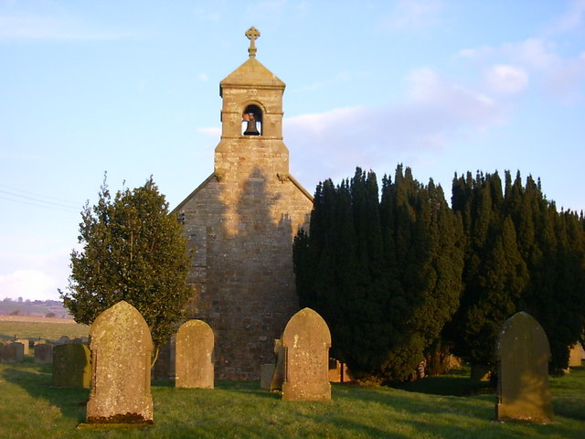 Church of All Saints, Ryal