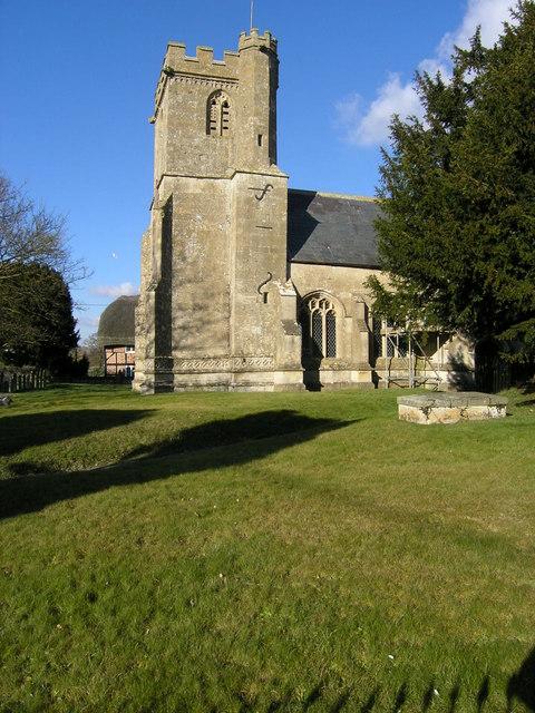 Wilsford (near Pewsey), Wiltshire, St Nicholas