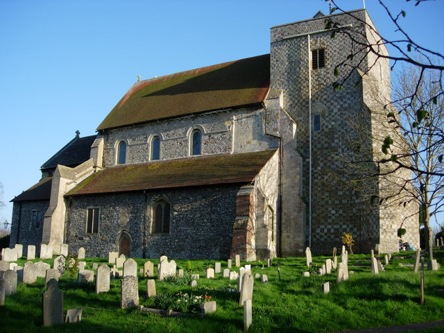 St Andrew's Church, Steyning