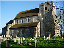 TQ1711 : St Andrew's Church, Steyning by Francois Thomas