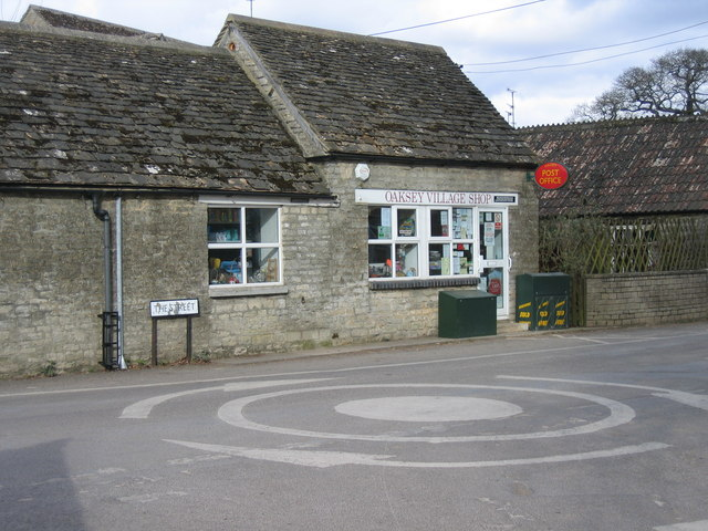 Oaksey Village Shop and Post Office