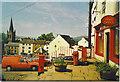 NY7146 : Alston Post Office. by Colin Smith