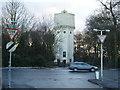 SJ7083 : Water Tower at High Legh by Ian Warburton