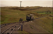 SH7683 : Great Orme Tramway. Llandudno, North Wales by Dr Neil Clifton