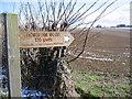 SE7465 : Farmland Near Howsham Wood by Stephen Horncastle